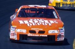 De bestuurder van Stewart NASCAR van Tony stock foto