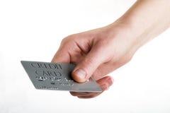 De Betaling van de Creditcard stock foto's