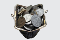 De beurs van het geld Stock Foto's
