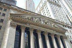 De Beurs van New York Royalty-vrije Stock Fotografie