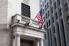 De Beurs van New York Royalty-vrije Stock Afbeelding