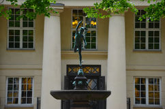 De Beurs van Oslo royalty-vrije stock afbeelding