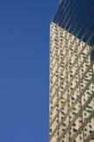 De Bezinning van de wolkenkrabber Stock Fotografie