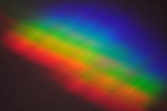 De bezinning van het kleurenspectrum royalty-vrije stock fotografie