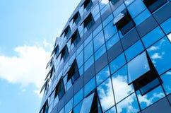 De bezinning van het venster Royalty-vrije Stock Foto