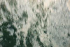 De bezinning van het water Royalty-vrije Stock Fotografie