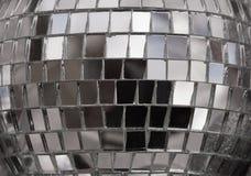 De Bezinningen van de disco Stock Foto