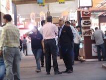 De handel toont in India royalty-vrije stock foto