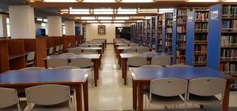 De bibliotheek Royalty-vrije Stock Fotografie