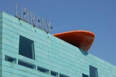 De bibliotheek in Peckham stock foto's