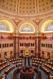 De bibliotheek van Congres Royalty-vrije Stock Foto's