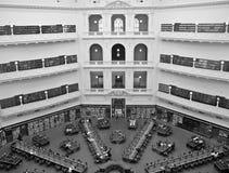 De Bibliotheek van de staat van Victoria Stock Fotografie