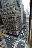 De bibliotheek van New York Stock Afbeelding