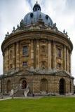 De Bibliotheek van Oxford Stock Foto