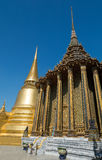 De bibliotheek van Phramondop Stock Foto's