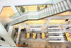 De bibliotheek van Shenzhen Stock Afbeelding