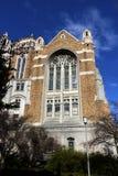 De bibliotheek van Suzzallo Royalty-vrije Stock Foto's