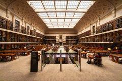 De bibliotheek van Sydney van de voorzijde royalty-vrije stock fotografie