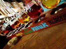 De bieren van België royalty-vrije stock afbeelding