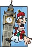 De Big Ben stock illustratie