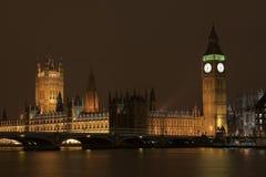 De Big Ben #3 Royalty-vrije Stock Fotografie