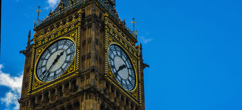 De Big Ben Royalty-vrije Stock Fotografie