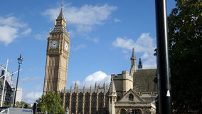 De Big Ben Royalty-vrije Stock Foto