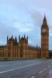De Big Ben 1 Royalty-vrije Stock Afbeeldingen