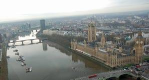 De Big Ben en Huizen van het Parlement Royalty-vrije Stock Foto
