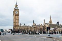 De Big Ben-Klok Stock Foto's