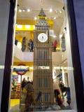 De Big Ben-lego stock afbeeldingen