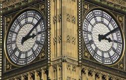 De Big Ben, Londen. Stock Foto