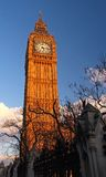 De Big Ben in Londen Stock Foto's