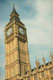 De Big Ben in Londen Royalty-vrije Stock Afbeelding