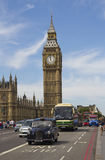 De Big Ben in Londen Stock Foto