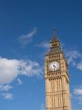 De Big Ben Londen Royalty-vrije Stock Foto