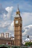 De Big Ben in Londen Royalty-vrije Stock Fotografie