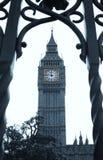 De Big Ben in Londen. Stock Afbeelding