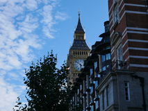 De Big Ben, Londen royalty-vrije stock foto
