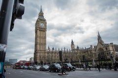 De Big Ben, Londen royalty-vrije stock foto's