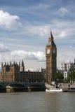 De Big Ben, Londen royalty-vrije stock fotografie