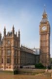 De Big Ben. Londen, Engeland Royalty-vrije Stock Foto's
