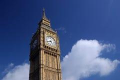 De Big Ben - Londen, Engeland Royalty-vrije Stock Fotografie