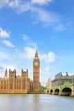 De Big Ben, Londen, het UK Royalty-vrije Stock Fotografie