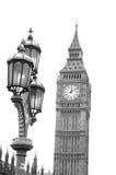 De Big Ben, Londen, het UK Royalty-vrije Stock Afbeelding