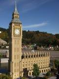 De Big Ben ModelLegoland Winsor Stock Foto's