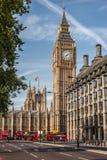 De Big Ben-toren in Londen Royalty-vrije Stock Foto