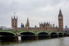 De Big Ben van Londen Stock Afbeeldingen