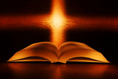De bijbel Stock Foto's