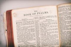 De Bijbel Stock Afbeeldingen